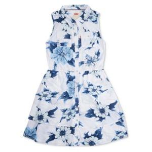 Levi's GirlFloral-Print Dress